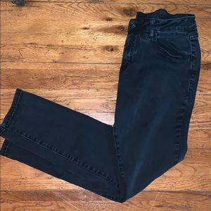 JAG Jeans Black Skinny Jeans